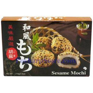 Picture of Royal Family Japanese Sesame Mochi 7.4 oz