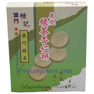 Picture of Pastelarias Kai Kei Roasted Almond Cookies with GreenTea
