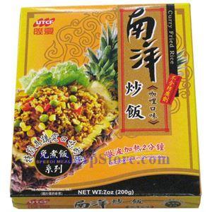 图片 联夏牌台湾咖喱炒饭