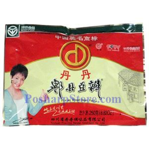 Picture of Chengdu Dandan Pixian Chili  Broad Bean Paste (Doubanjiang) 8.8 Oz