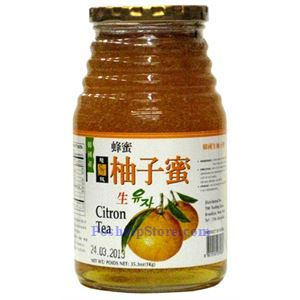 Picture of Super  Citron Tea with Honey 2.2 lbs