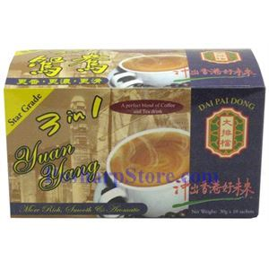 Picture of Dai Pai Dong  Instant Yuan Yang Coffee & Tea Mix