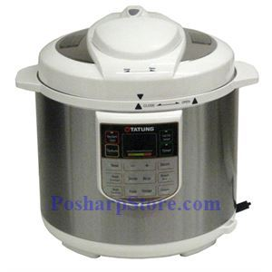 Picture of Tatung TPC-6L 10 Cup Electric Pressure Cooker