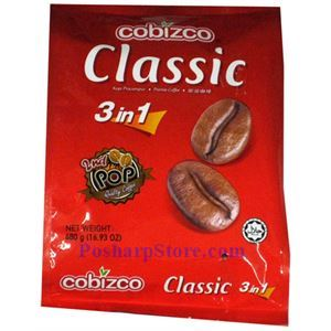 Picture of Cobizco 3-In-1 Instant Classic Coffee