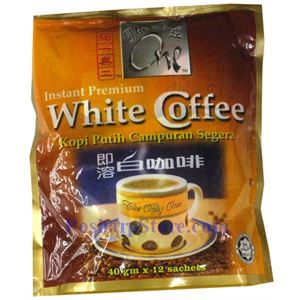 Picture of The Only One Instant Premium White Coffee