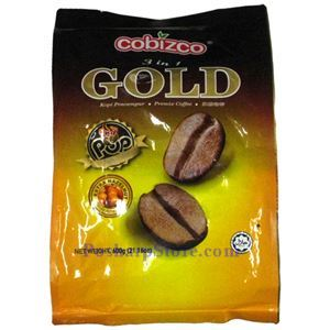 Picture of Cobizco Gold 3-In-1 Instant 2nd Pop Coffee