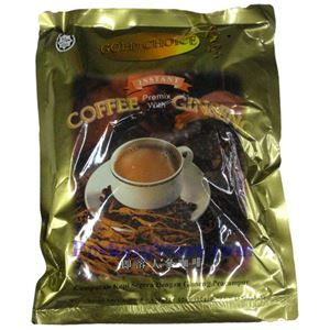 Picture of Gold Choice  Instant Coffee Premix with Ginseng 14 oz