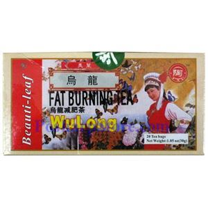 Picture of Beauti-Leaf Oolong Fat Burning Herbal Tea, 20 Teabags