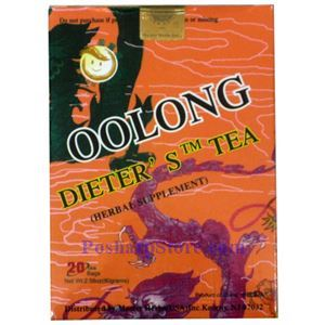 Picture of Golden Child Oolong Dieter's Tea