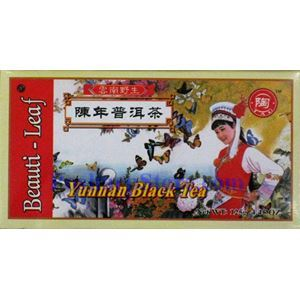 Picture of Beauti-Leaf Yunnan Pu-erh Black Tea