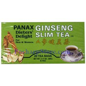 Picture of Dieter's Delight  Panax Ginseng Slim Tea, 20 Teabag