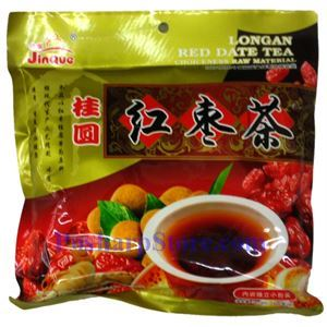 Picture of Jinque Instant Longan & Red Date (Jujube) Brown Sugar Tea
