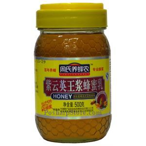 Picture of Yang Feng Nong Chinese Milkvetch and Royal Jelly Honey