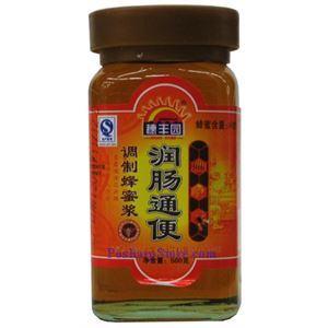 图片 穗丰园牌润肠通便调制蜂蜜浆