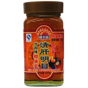 Picture of Sui Feng Yuan 24  Herbal Honey Elixir for Liver Heat and Eyesight