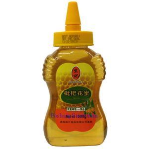 Picture of Grove Grow Notes Premium Loquat  Honey Syrup 1.2lb