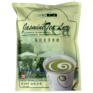 Picture of Gino Jasmine Tea Latte, 20 bags