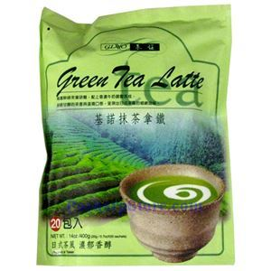Picture of Gino Green Tea Latte, 20 bags