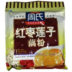 Picture of Zhoushi Lotus Root Powder with Jujube