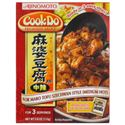 Picture of Ajinomoto CookDo Premixed Mabo Tofu Sauce Medium Spicy 3.8 Oz