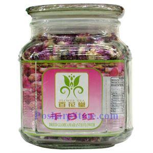 Picture of Flower Tea Dried Globe Amaranth Flower Herbal Tea  2.3 oz
