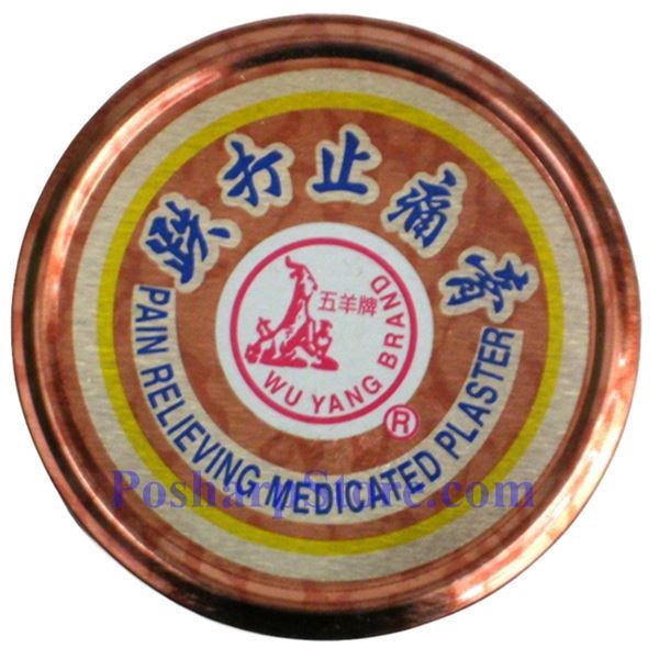 Picture for category Baiyunshan Wu Yang Pain Relief Medicated Plaster
