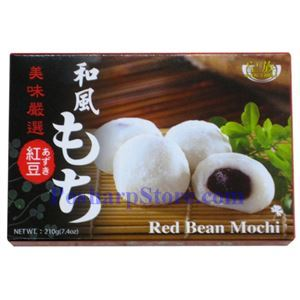 Picture of Royal Family Japanese Red Bean Mochi 7.4 oz