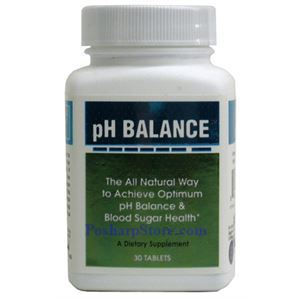 Picture of Confidence ph Balance for Optimal Body PH and Blood Sugar 30 Tablets