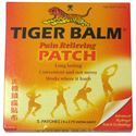 Picture of Tiger Balm Pain Relieving  Plaster, 5 Patches