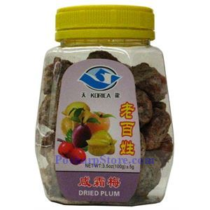 Picture of Korica Salted Immature Plum 3.5oz