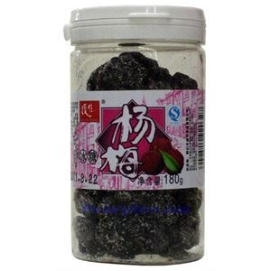 Picture of Aojia Preserved Starfruit with Rock Sugar 6.3 oz