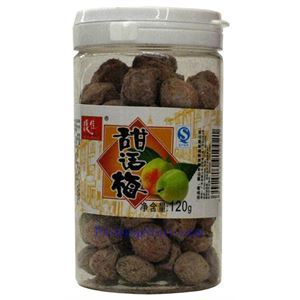 Picture of Aojia Preserved Sweet Plum 4.2 oz