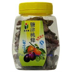 Picture of Jinzhilan Preserved Salty Starfruit Shreds 4.6 oz