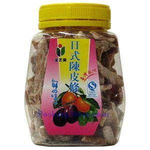 图片 台湾金之兰牌日式陈皮条 115 克