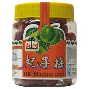 Picture of Kwai Tree Preserved Plum with Betel 6.3 oz