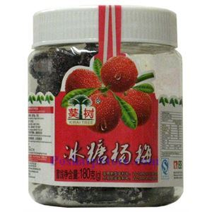 Picture of Kwai Tree Preserved Waxberry with Rock Sugar 6.3 oz