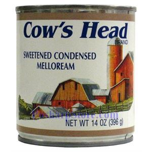 Picture of Cow's Head Sweetened Condensed Milk 14 oz