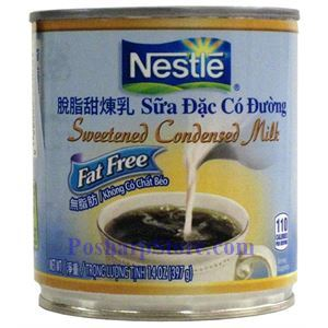 Picture of Nestle Sweetened Condensed Milk Fat Free 14 oz