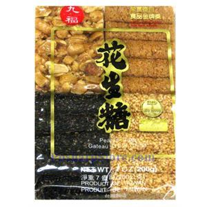 Picture of Jioufu  Assorted Peanut Cake 7 oz
