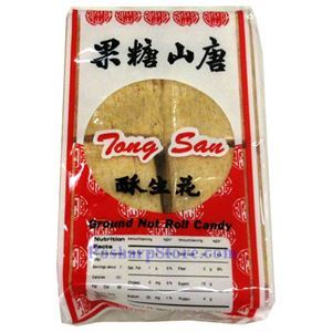 Picture of Tong San Ground Peanut Roll Candy 8 oz