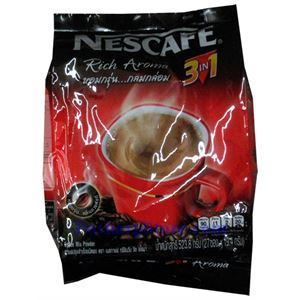Picture of Nescafe 3 IN 1 Mix Coffee Rich Aroma 18.4oz