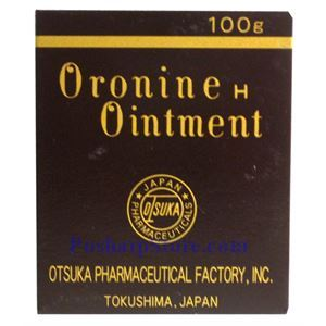 Picture of Otsuka Oronine H Ointment 3.5oz