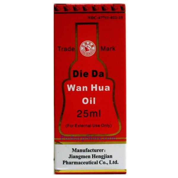 Picture for category Yangcheng Wan Hua Oil 25ml