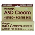 Picture of Vitamin  A&D Cream Nutrition for the Skin 1oz