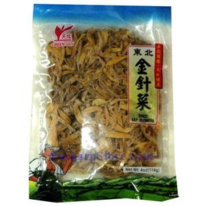 Picture of Green Day  Dried Lily Flower 4oz