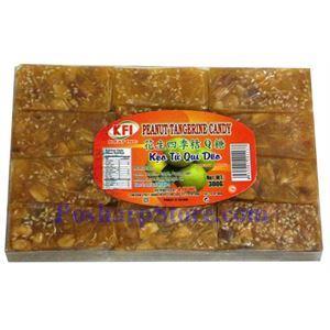 Picture of KFI Peanut Tangerine Candy (Keo Tu Qui Deo) 10.5oz