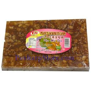 Picture of KFI Peanut Jackruit Candy (Keo Mit Deo) 10.5oz