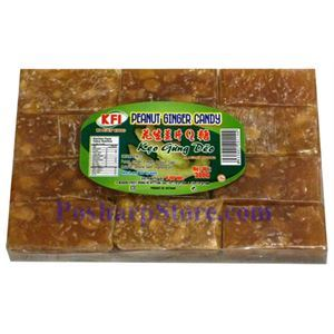 Picture of KFI Peanut Ginger Candy (Keo Gung Deo) 10.5oz