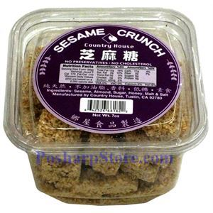 Picture of Country House Sesame Chrunch  7oz