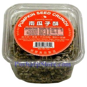 Picture of Country House Pumpkin Seed Chrunch 7oz